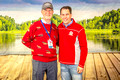 2017 WI Fishing Opener Photo Booth